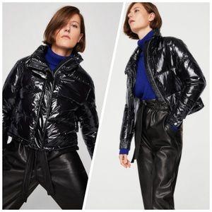 MANGO- Water-repellent quilted coat